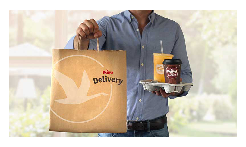 Wawa Expands Delivery Options With Uber Eats