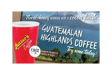 Rutter's Launches Second Sustainable Coffee Blend