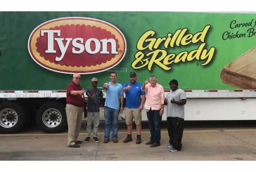 Tyson Foods Donates 35K Pounds Of Protein To Oklahoma Food Bank
