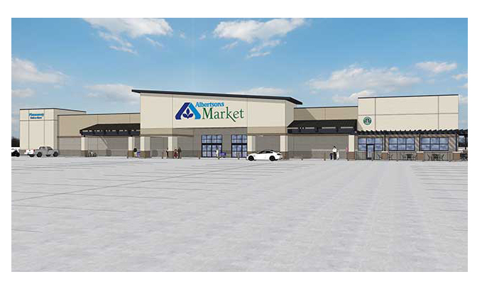 Larger Albertsons Market To Replace Current Carlsbad, New Mexico, Store