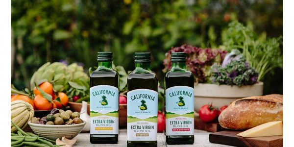 California Olive Ranch oils