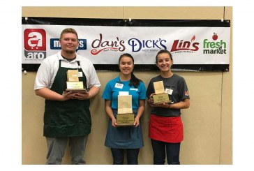 ARO Banners Sweep Utah Best Bagger Competition