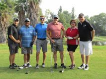 Gelson's Fun Day Golf Tournament, Twin Palms Golf Club, City of Industry, California, Aug. 17, 2018