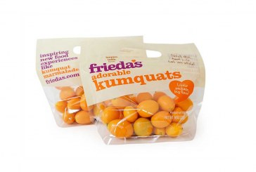 Frieda's Kicks Off Chilean Kumquat Season