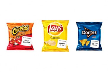 Frito-Lay Brings A Twist To Lunch Notes With New Chip Bag Packaging