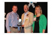 MGA Honors Outstanding Grocer, Vendor; Inducts Simpson Into Hall Of Fame