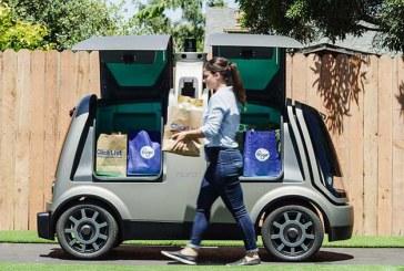 Kroger Begins Testing Driverless Delivery