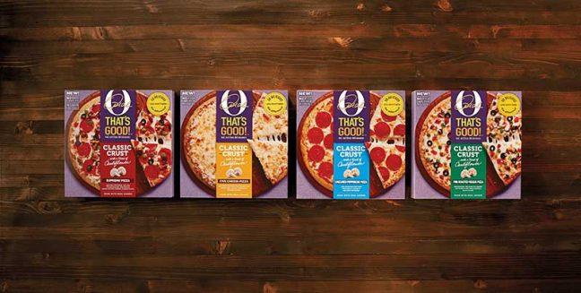 Kraft Heinz And Oprah Launching 'O, That's Good!' Frozen Pizza