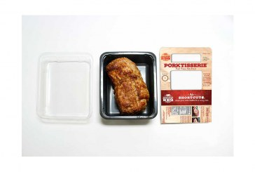 Golden West Introduces Beef, Pork And Turkey 'Tisserie' Roasts To Retail