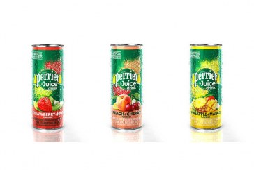 Perrier & Juice Makes U.S. Debut In Los Angeles
