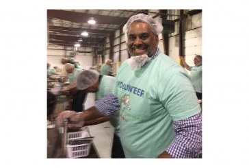 C&S Employees Pack More Than 100,000 Meals For Pack Shack Drive