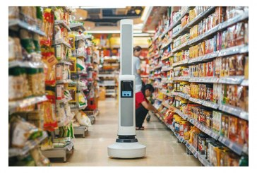 Simbe Robotics, Advantage Solutions Pilot Shelf-Scanning Robot