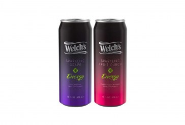 Welch's Enters The Energy Drink Category With New Sparkling Beverage