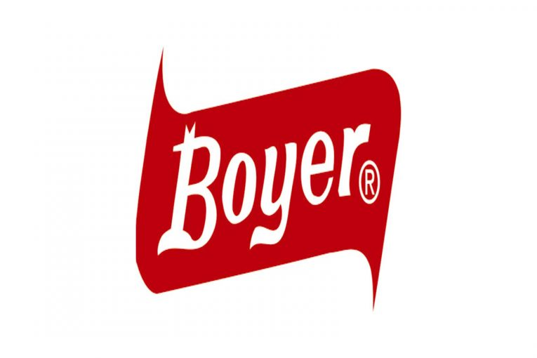 The Boyer Candy Co. logo