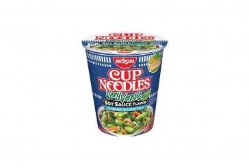 Cup Noodles Releases Its First Vegetarian Flavor