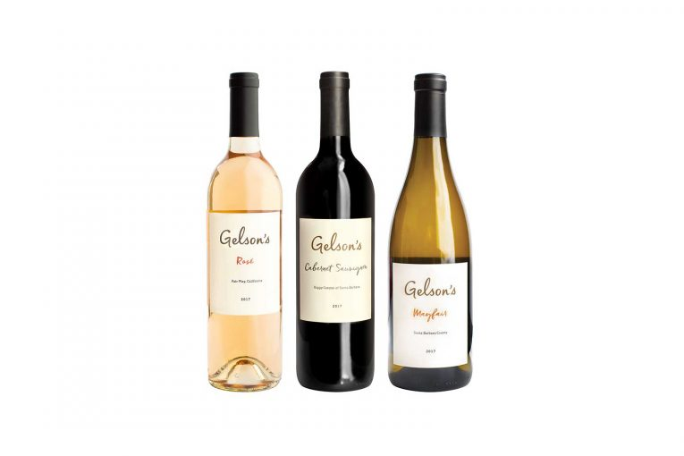 Gelson's new wines