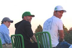 Wahlburgers Grand Opening with Hy-Vee, West Des Moines, Iowa, Sept. 22, 2018