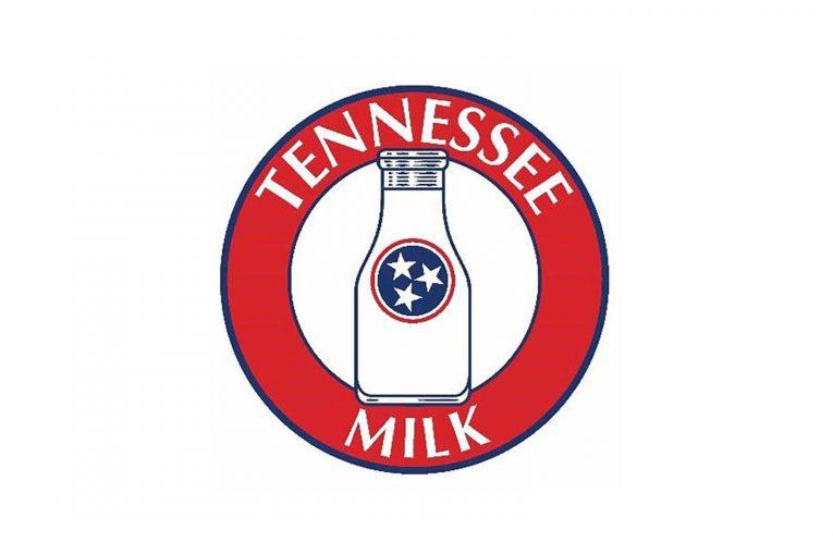 The Tennessee Milk logo