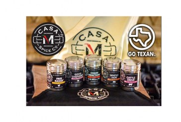 Casa M Spice Co. Joins The Go Texan Coalition