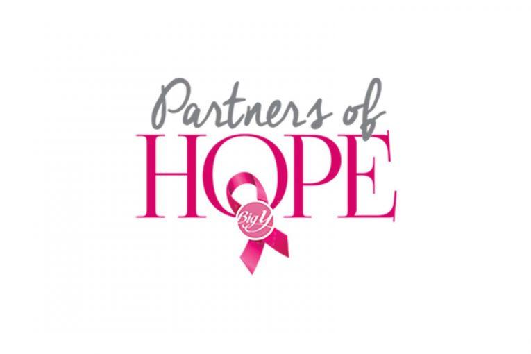 Big Y Partners of Hope logo