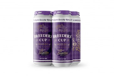 Braxton Brewing Is Official Beer Partner Of Breeders' Cup World Championships