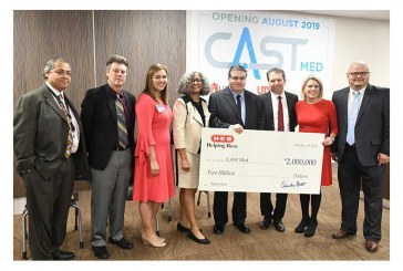 H-E-B, Charles Butt Foundation Fund Medical High School Startup