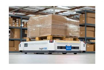 Honeywell And Fetch Robotics Bringing Order-Fulfilling Robots To DCs
