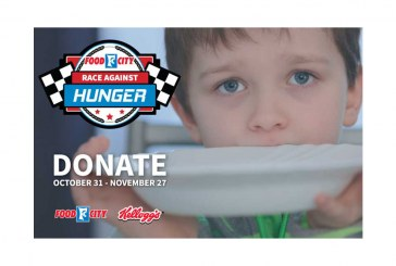 Food City Launching Annual 'Race Against Hunger' Oct. 31