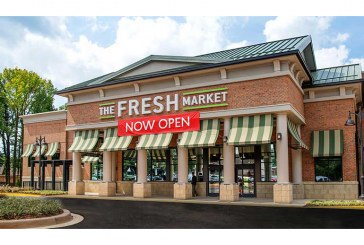 Fresh Market Opens Larger Charlotte, North Carolina, Store