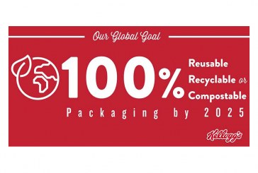 Kellogg Aims For 100 Percent Recyclable, Reusable Packaging By 2025
