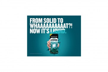Listerine Launches Mouthwash-Free, On-The-Go Tablets