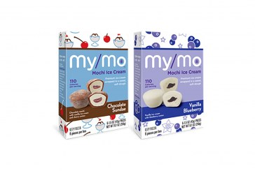 Snack Creator My/Mo Mochi Ice Cream Debuts 'Triple Layer Innovation'