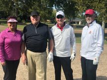 Oklahoma Grocers Education Foundation Golf Benefit, Oklahoma City Golf & Country Club, Nichols Hills, Oklahoma, Oct. 22, 2018