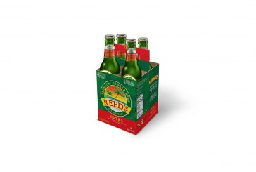 Reed's Reveals New Packaging For Its Beverages