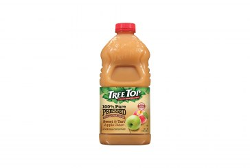 Tree Top Launches New 'Sweet And Tart' Granny Smith Apple Cider
