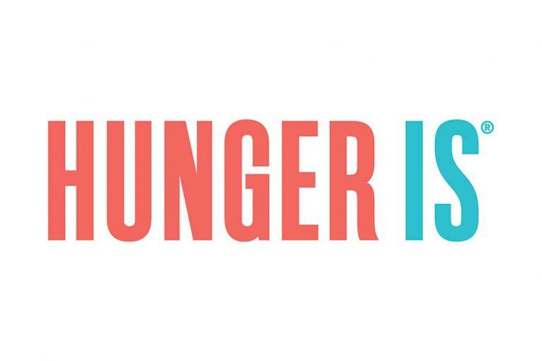 Hunger Is logo