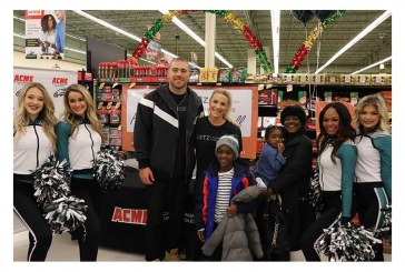 Acme Markets And Bringing Hope Home Donate Thanksgiving Meals