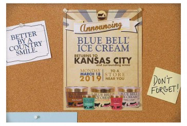 Blue Bell Ice Cream Plans Its Return To Kansas City, Surrounding Area