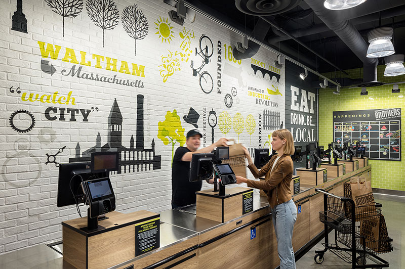Brothers Marketplace Wins Merit Award For Store Design