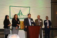 Massachusetts Food Association Annual Meeting And Hall Of Fame Awards, Lombardo's, Randolph, Massachusetts, Oct. 23, 2018