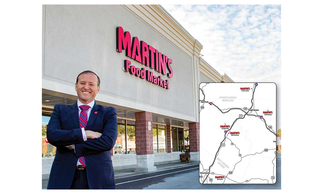 Giant Food Stores To Acquire Five Shop 'N Save Stores
