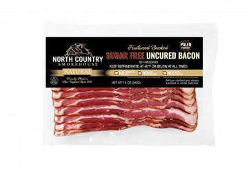 North Country Smokehouse Expands Product Line With Sugar-Free Bacon