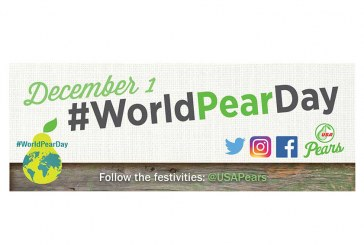 USA Pears Celebrating World Pear Day With Global Sampling Events