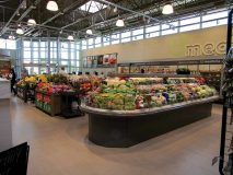 The small but mighty Hy-Vee Health Market opened in July.