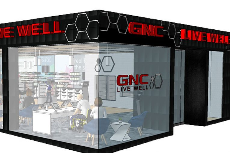 GNC Pittsburgh wellness store
