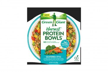 Green Giant Introduces Frozen Harvest Protein Bowls