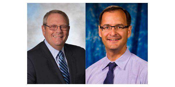 Michael Schlotman and Gary Millerchip