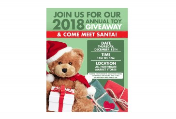 Northgate Gonzalez Markets Hosting 22nd Annual Toy Giveaway