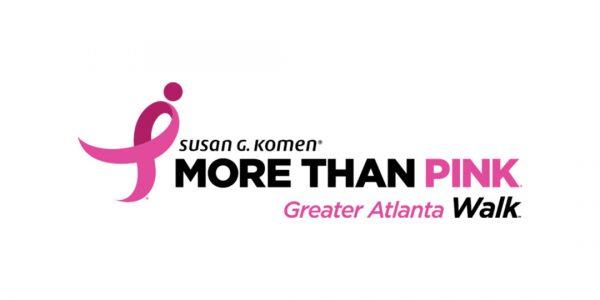 More Than Pink Walk logo