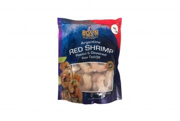 Stavis Seafoods Adds Argentine Red Shrimp To Bos'n Line